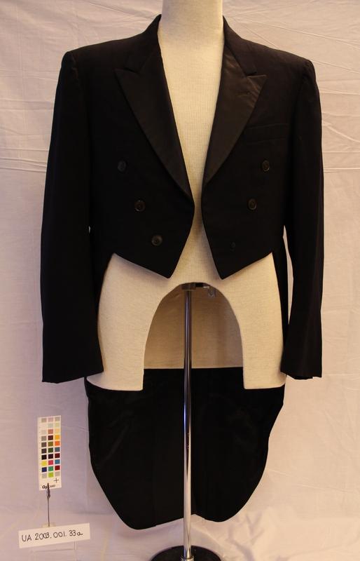 Blue Tuxedo Jacket (front)