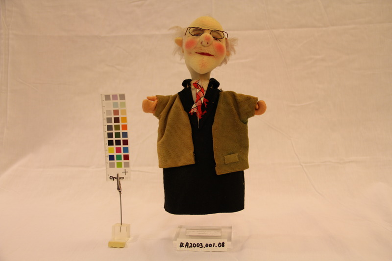 Puppet of Pappy