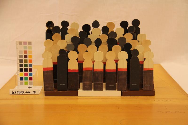 William and Mary Choir Set Design