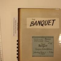 Reunion Scrapbook, 1983
